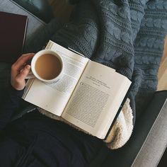 convexly:   :: tending my soul :: by ~things that... / Tea, Coffee, and Books