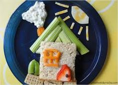 House snack for kids #funfood