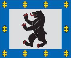 Siauliai County flag (Lithuania)