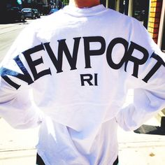 Newport RI Spirit Tee – Island Outfitters ...can't decide navy or white????
