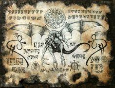 Dragon Runes by MrZarono on DeviantArt