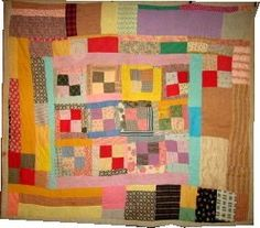 An Urban Cottage: Quilts