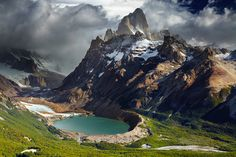 Photo Mount Fitz Roy by Dmitry Pichugin on 500px