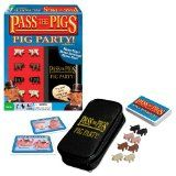 """Party Game - """"Pass The Pigs"""""""