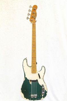 Telecaster Bass, Fender Bass Guitar, Fender Guitars, Guitar Amp, Vintage Guitars, Vintage Bass, Banjo Tabs, Fender Precision Bass, Bass Amps