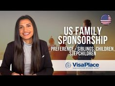 Family Preference Sponsorship: Children & Siblings - YouTube Best Money Saving Tips, Saving Money, Family Sponsorship, Free Iphone Giveaway, Bank Statement, Step Kids, Lucky Number, Siblings, Iphone Cases
