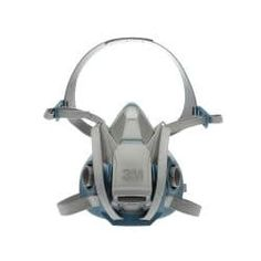 Rugged Comfort Quick Latch Half Facepiece Reusable Respirator L