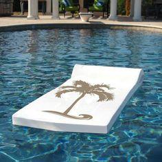 TRC Recreation LP Luxe Sunsation Pool Mat