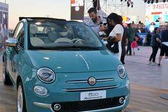 #fiat500anniversary Fiat 500 Cabrio, Fiat 500c, Fiat Abarth, Retro Cars, Vintage Cars, My Dream Car, Dream Cars, Fiat Cars, First Time Driver