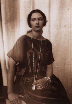 dappledwithshadow:  Photographic Study of Jaroslav Mucha, Alphonse Mucha c. 1930