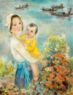 Le Thi Luu (1911 - 1988, Vietnamese)