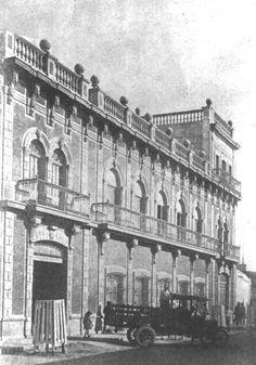 La Paz, 1939