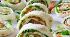 Kolejne wydanie mojej tortilli na zimno tym razem dla miłośników łososia.   Polecam.   Czas przygotowania: 20 min.  Stopień trudno... 20 Min, Fresh Rolls, Sushi, Tacos, Impreza, Ethnic Recipes, Food