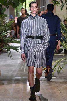Umit Benan Spring 2016 Menswear Collection Photos - Vogue