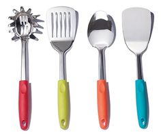 Online Shoppers -   June 16 - One Day Only!  Stainless Stell Utensil Set FREE with any $65 order.  Use Code: ADDCOLOR