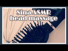 ASMR ~ No Talking ~ hair Brushing - head Massage - Übungskopf - Kopfmassagegerät - Sleep - YouTube  #asmr #asmrsounds #latex #gloves #chalk #brush #oil #tapping #scratching #notalking #newvideo #intensesound #intense #sound #fasttapping #asmrtapping