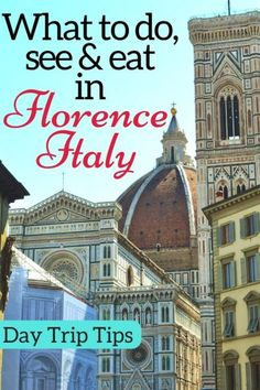 Day Trip to Florence Italy