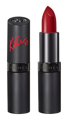 Rimmel London Lasting Finish Lipstick $5.50 One of the best red lipsticks I own.