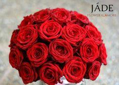 Vörösrózsák #rednaomi #roses #redrose Jade, Red Roses, Flowers, Plants, Plant, Royal Icing Flowers, Flower, Florals, Floral