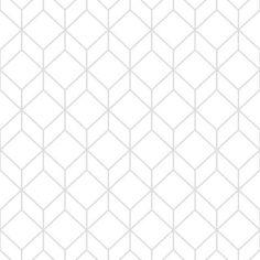 Graham & Brown Myrtle Geo White and Silver Removable Wallpaper Sample, White/Silver White And Silver Wallpaper, Modern Wallpaper, Wallpaper Samples, Geometric Wallpaper, Wall Wallpaper, Pattern Wallpaper, Remove Wallpaper, White Textured Wallpaper, Illustrator Tutorials