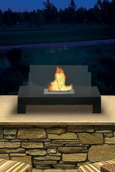 Gramercy Indoor/Outdoor Fireplace