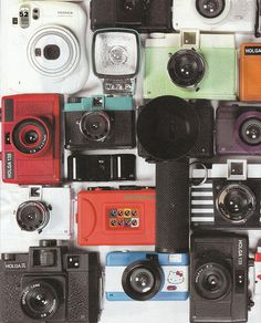 The Ages of cameras