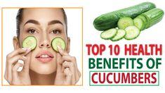 Top 10 Health Benefits Cucumbers Very effective Skin and Hair Care Cucumber Health Benefits, Top 10 News, Hair Care, Hair Care Tips, Hair Makeup, Hair Treatments