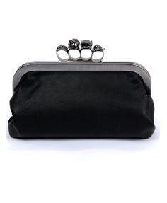 Skull Ring Clutch...  I actually saw one of these in Kloof street Cape Town in Dec.
