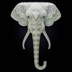 В мире бумажных животных: редкие виды в работах Patrick Cabral - Ярмарка Мастеров - ручная работа, handmade