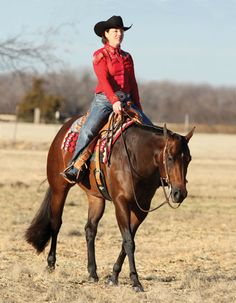 Get Longer Strides | Horse&Rider | Western Training - How-To - Advice