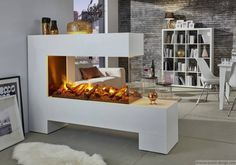 Modern Living Room By Kamin Design GmbH U0026 Co KG
