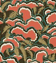 Makelike Wallpaper - Lush Green  Guest bath