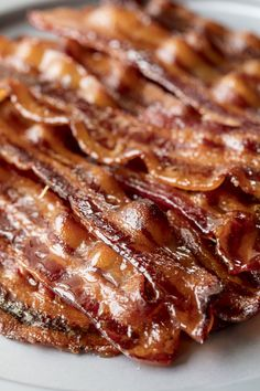 This Spicy Maple Candied Bacon takes glorious bacon and makes it even better. Use it in soups, salads, sandwiches, desserts and more!