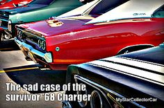 There's a line that you should not cross with survivor cars. Here's a great example: http://www.mystarcollectorcar.com/2-features/editorials/2397-is-a-68-charger-really-a-survivor-when-it-becomes-a-platform-for-a-rock-stars-whims.html