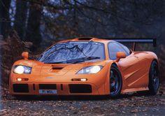 The almighty McLaren F1
