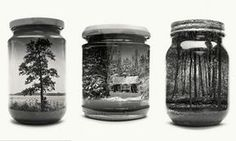 Finnish photographer Christoffer Relander has found a way to bottle the landscapes of his childhood