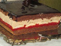Sweets Cake, Cupcake Cakes, Traditional Cakes, Polish Recipes, Homemade Cakes, Cake Recipes, Sweet Tooth, Sweet Treats, Cheesecake