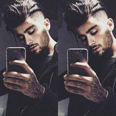 why soo goddamn gorgeous? Zayn Malik Fotos, Thalia, Zany Malik, Zayn Malik Style, Ex One Direction, Bad Boys, How To Look Better, Hair Cuts, Handsome