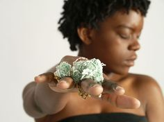 great ring photo    SALT // 2011 Collection by Iona Brown (Duncan of Jordanstone - University of Dundee Graduates)