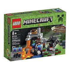LEGO Minecraft The Cave 21113 Playset LEGO http://www.amazon.com/dp/B00NW2Q6ZG/ref=cm_sw_r_pi_dp_.zwuvb038D42J