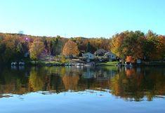 Bear's Nine Pines Resort Lake Gogebic Michigan Western Upper Peninsula,4 seasons, 9 cabins