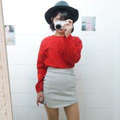 $20.73 Sleeve Print Pullover Shirt #HIDEANDSEEK #제품명 Matilda,1994 #mixxmix