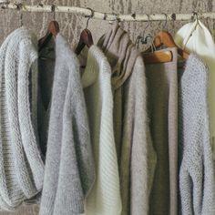 Lofty knits. #ShopEF