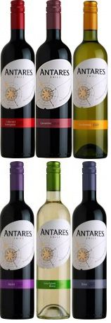 Antares - Great Chilean Wines available @ www.mrliquor.com.au