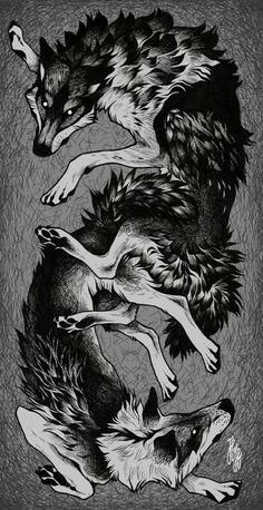 Lukko Art Print