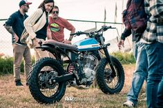 Look at just a few of my preferred builds - distinctive scrambler motorcycles like Honda Scrambler, Street Scrambler, Cafe Racer Motorcycle, Motorcycle Design, Honda Motorcycles, Street Tracker, Street Moto, Moto Cafe, Vintage Bikes