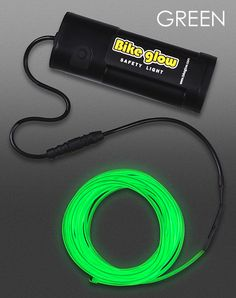 Get Glowing – Bikeglow is an affordable and fun bike safety light, providing 360 degree night visibility, up to 150 metres away and it's totally…