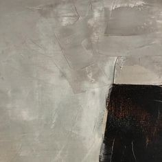 A detail from Robert Sadler's 'Cloud Cover' 1960. Sadler originally trained as a pilot and this painting suggests swirling cloud over land. A grey day in Suffolk today! #art #weather #grey #cloud cover #suffolk #flying by #abstract art #aldeburgh