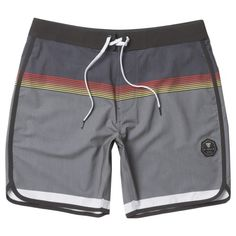 RETRO FIT The Dredges Short are throwbacky, stretch heathered boardshorts made with upcycled polyester. Stylish Men, Men Casual, Retro, Bathing Suit Covers, Swimming Costume, Men's Wardrobe, Swim Shorts, Fitness Fashion, Summer Outfits