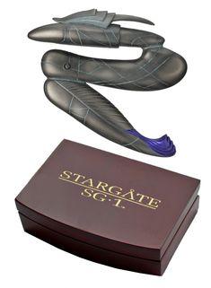 Zat Gun - replica #Stargate props